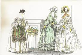 godey s fashions godey s fashions for march 26th 1840 america s era in
