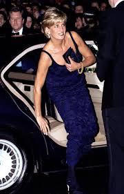 here is why princess diana often held her purse near her bosom