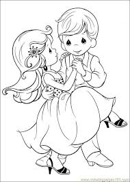 printable coloring pages wedding precious moments wedding coloring pages precious moments 08