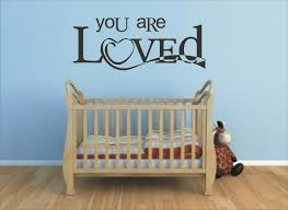 Wall Decal Quotes For Nursery by Dc On Heels Decal Decorating