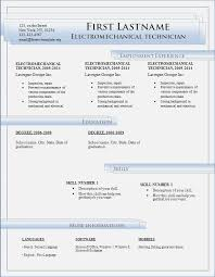 free microsoft office resume templates free resume templates for microsoft word globish me