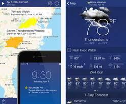 apple apps on android 11 iphone android weather apps for or shine informationweek