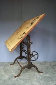 Adjustable Drafting Table Hardware Antique Drafting Tables Foter