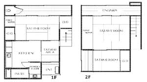 traditional japanese house floor plans ripping design plan corglife