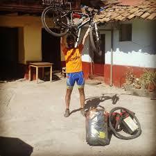 se acabó un viaje pedales