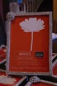 diy ideas bling wedding picture frames diy ideas table