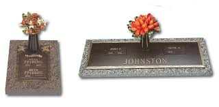 bronze cemetery markers burial markers headstones burial monuments blythefield