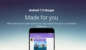 upgrade android android 7 0 nougat update 5 best features worth the upgrade