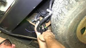 trailer brake controller installation 2007 gmc sierra youtube