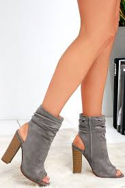 size 12 womens boots nz best selling grey only the suede peep toe womens boots