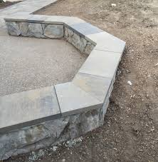 Ep Henry Bristol Stone by Sierra Blend Concrete Retaining Tahoe Blend Diy Seat Wall And