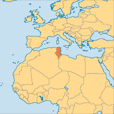 tunisia on africa map tunisia inside world map besttabletfor me and pointcard me