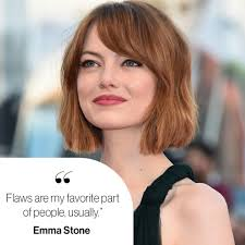 emma stone natural hair emma stone s 27 best quotes ever glamour