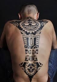 tattoo back face 81 tribal maori tattoos for inspiration