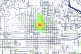Google Maps Argentina Javascript Google Maps Heat Map And Markers Stack Overflow