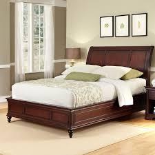 Cherry Wood Sleigh Bed Best 25 Sleigh Beds Ideas On Pinterest Dark Wood Bed Dark Wood