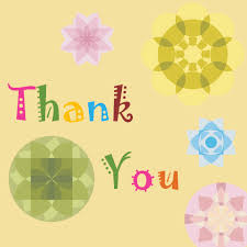 Thank You Card Designs Thank You Card Template 6 Beautiful Designs For Word