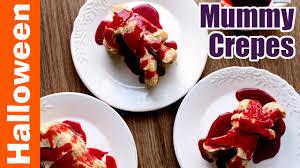 bloody mummy crepe cake halloween baking championship