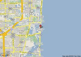 map of acqualina a rosewood resort miami