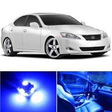 lexus is 250 convertible for sale south africa 14 x premium blue led lights interior package for 06 14 lexus