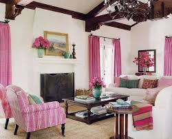 Best Best ROMANTIC Decor Images On Pinterest Home - Pink living room design
