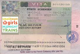 Cover Letter For German Tourist Visa Sample How To Get A Schengen Visa At The French Embassy