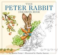 peter rabbit coloring book book beatrix potter charles