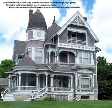 print media clippings architectural style queen anne