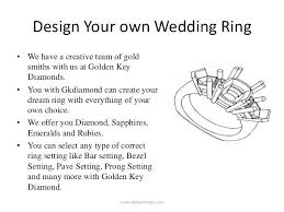 design my own engagement ring design ring gold ring with price design my