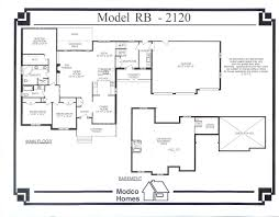 2120 sq ft raised bungalow modco homes