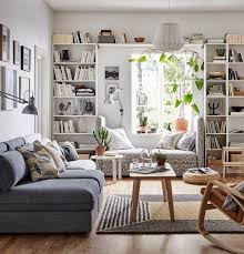 ikea livingroom furniture best 25 living room bookshelves ideas on small living