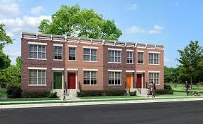 Modular Duplex Floor Plans Templeton Duplex Townhouse Style Modular Homes
