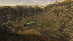 Fallout New Vegas Chances Map by The Devil U0027s Throat Fallout Wiki Fandom Powered By Wikia