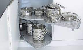 Blind Corner Kitchen Cabinet Solutions Kitchen Cabinet Carousel Home Decoration Ideas