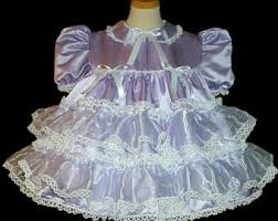 baby dress sissy dress tinkerbell dress