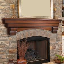 home decor awesome mantel shelf for fireplace home interior