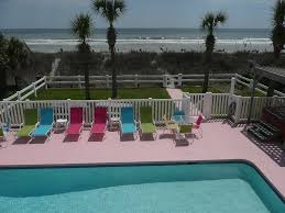 Beach House For Rent In Myrtle Beach Sc by Luxury 10 Bedroom Oceanview Home With Private Pool Hot Tub Game