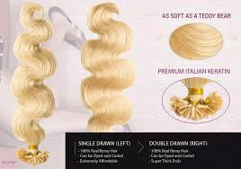 keratin tip extensions u tip hair extensions real remy hair airyhair