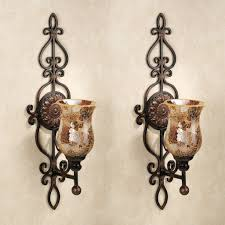 Tin Wall Sconce Tin Wall Sconce Candle Holder Primitive Electric Sconces Colonial