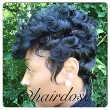 soft waves for short black hair gallery black short hair soft curls black hairstle picture