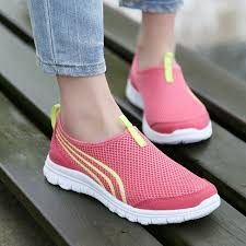 Comfortable Shoes For Girls 2015 New Women U0027s Summer Shoes Breathable Mesh Flat Shoe Female
