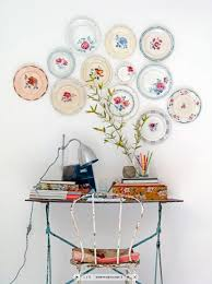 decorating with vintage plates diy plate wall ideas eatwell101