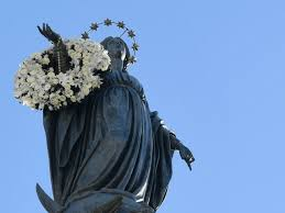 christian statues chapels attacked and christian statues beheaded during new year in