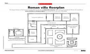 roman floor plan roman house plan modern atrium ancient bath floor style plans and