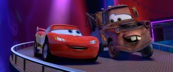 new shot from cars 2 mcqueen mater