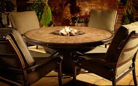 Garden Table And Chairs With Fire Pit Metal Garden Furniture With Fire Pit Write Teens