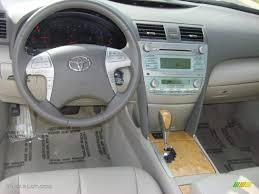 2007 toyota camry xle 2007 toyota camry xle v6 bisque dashboard photo 71674915