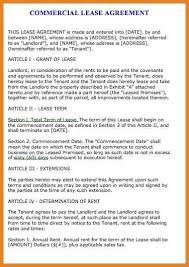 land lease agreement template sle leasing agreement sle lease agreement template word 8