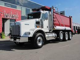 2015 kenworth dump truck 2018 kenworth t800