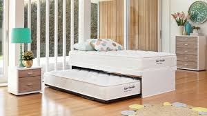 Bedroom Furniture Christchurch New Zealand Kiwi King Single Trundle Bed By Englander Harvey Norman New Zealand